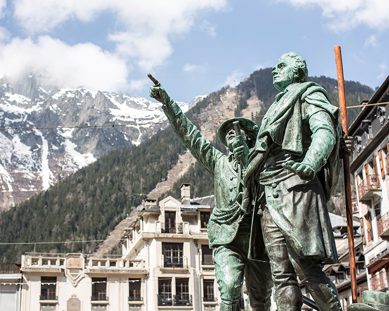 Discover Mont Blanc - the roof of Europe