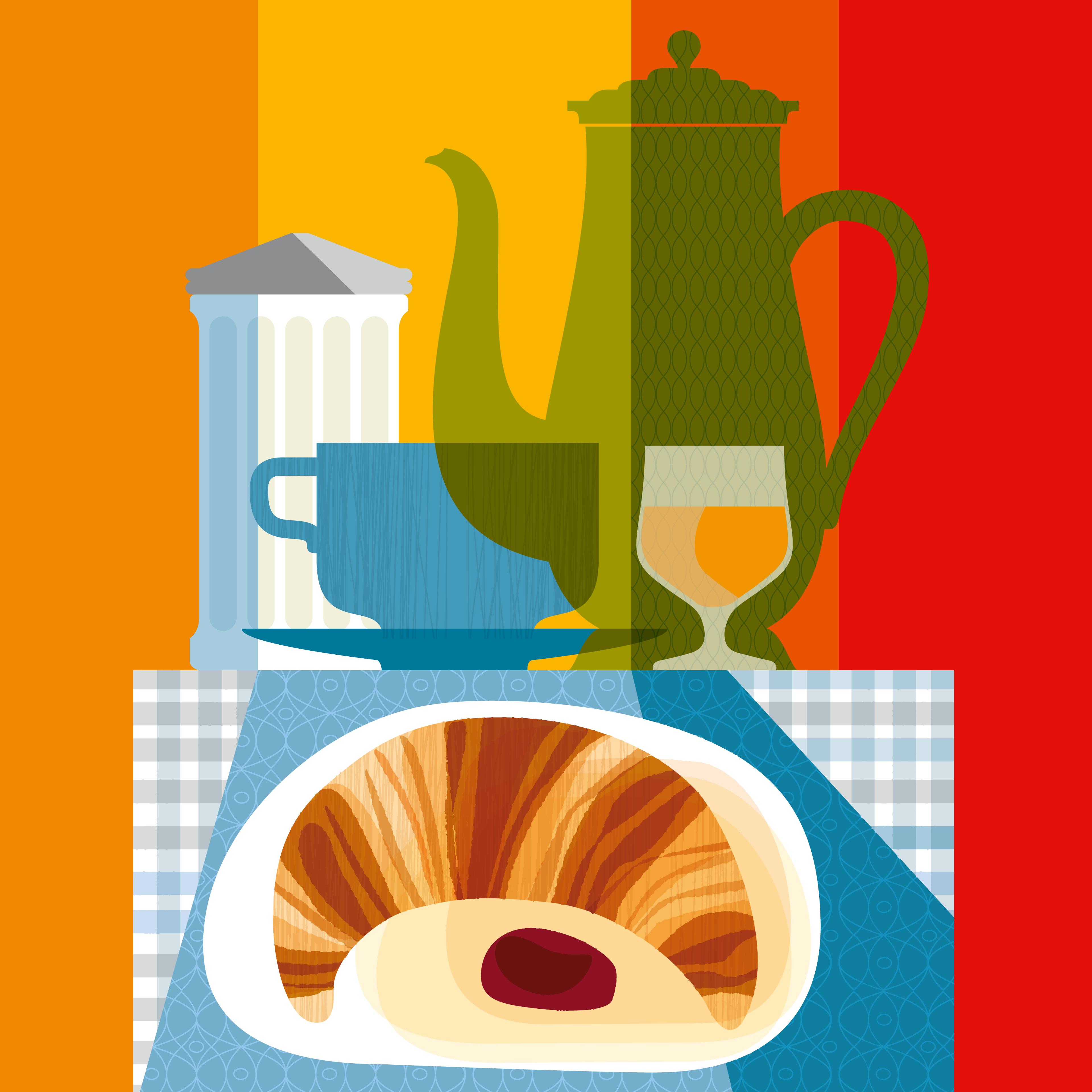 Breakfast has resisted globalisation, until now