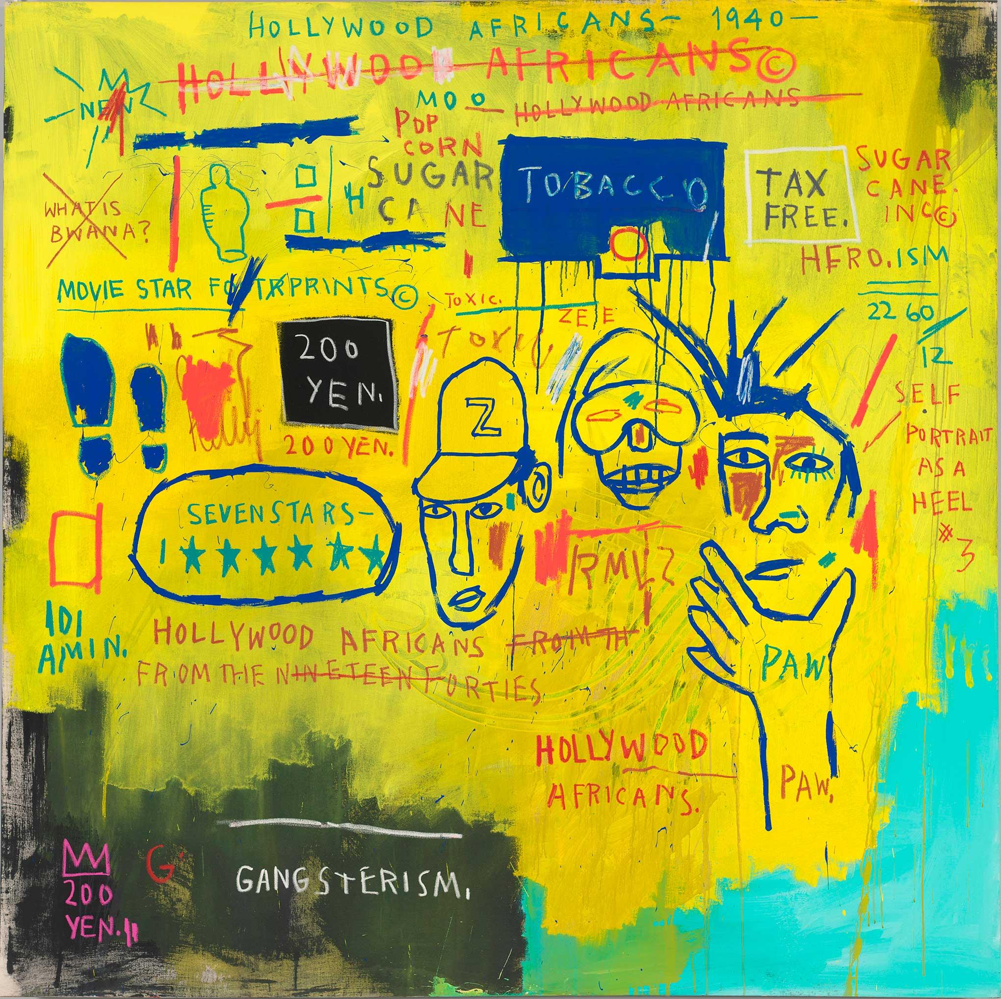 Jean-Michel Basquiat, the proto-millennial | 1843