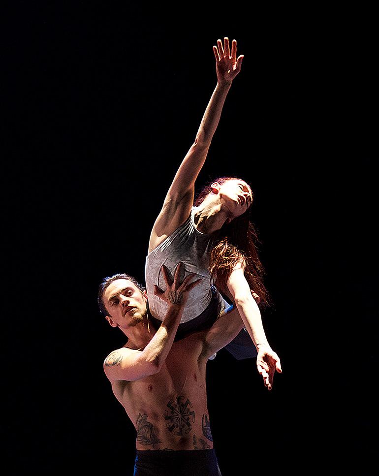 cae7fa850c7 Leap of love. Natalia Osipova ...