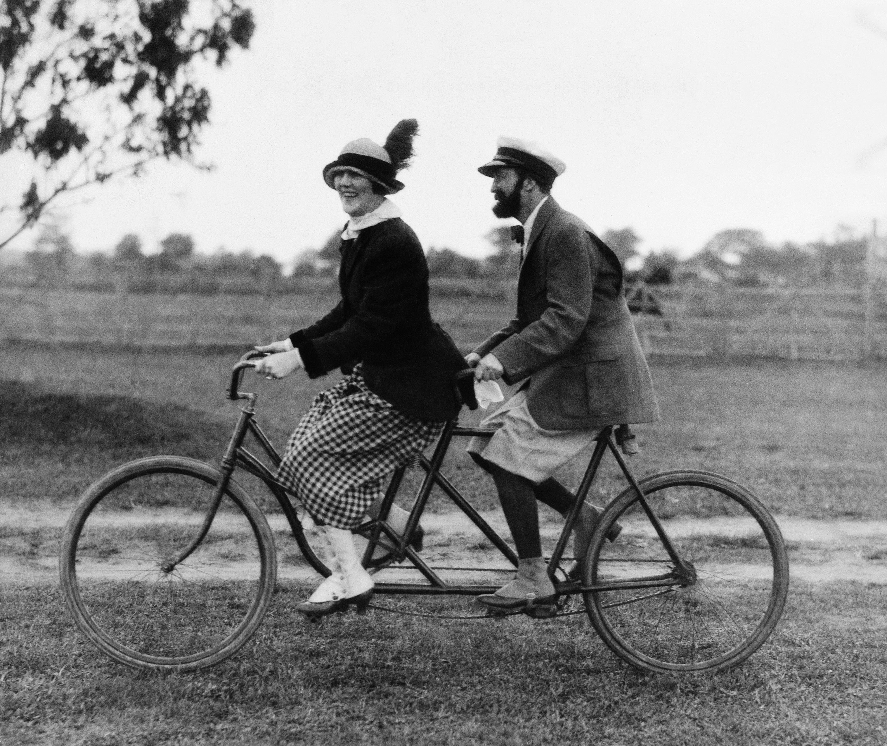 Why dating apps are like bicycles | 1843