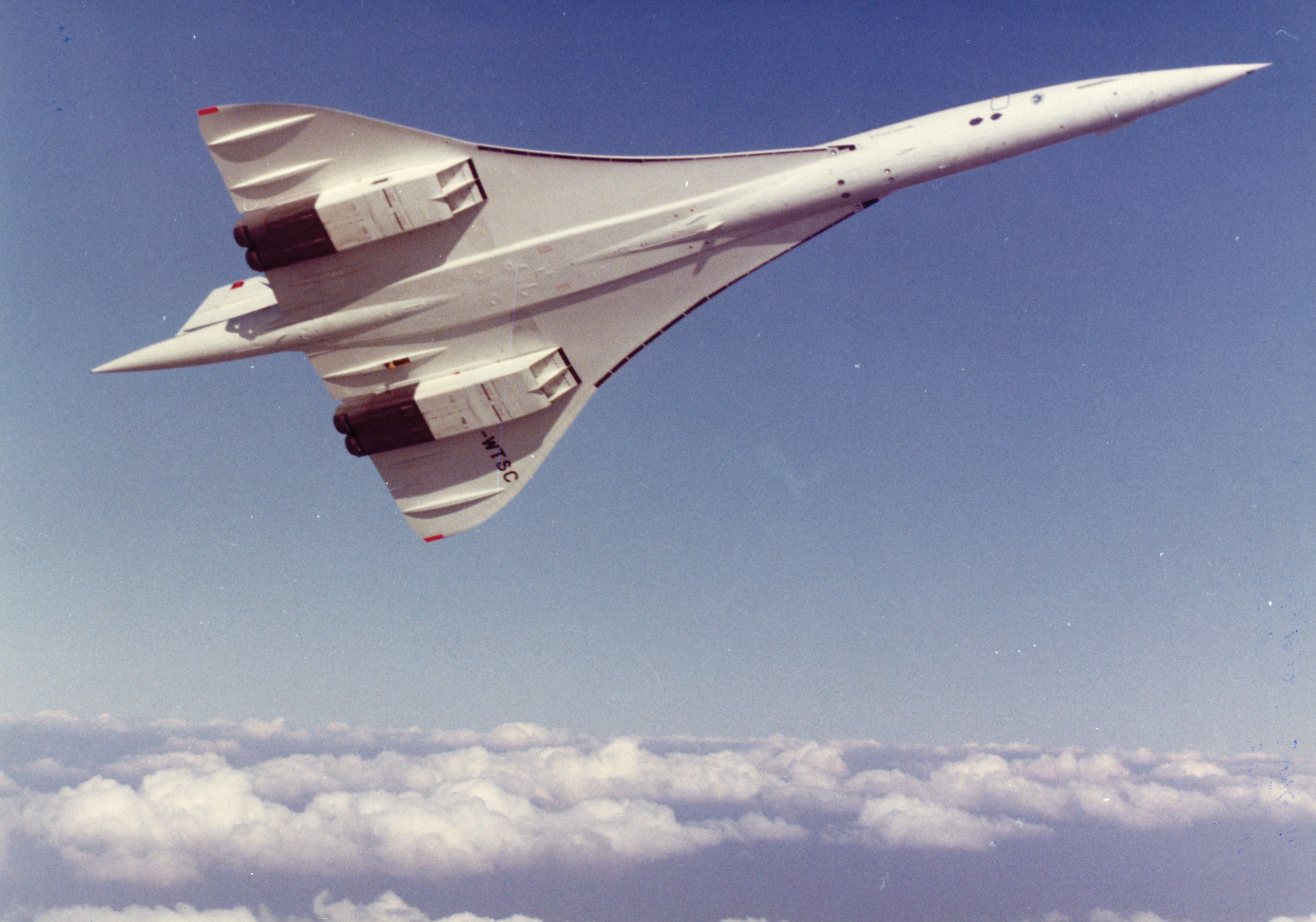 When Concorde was the future