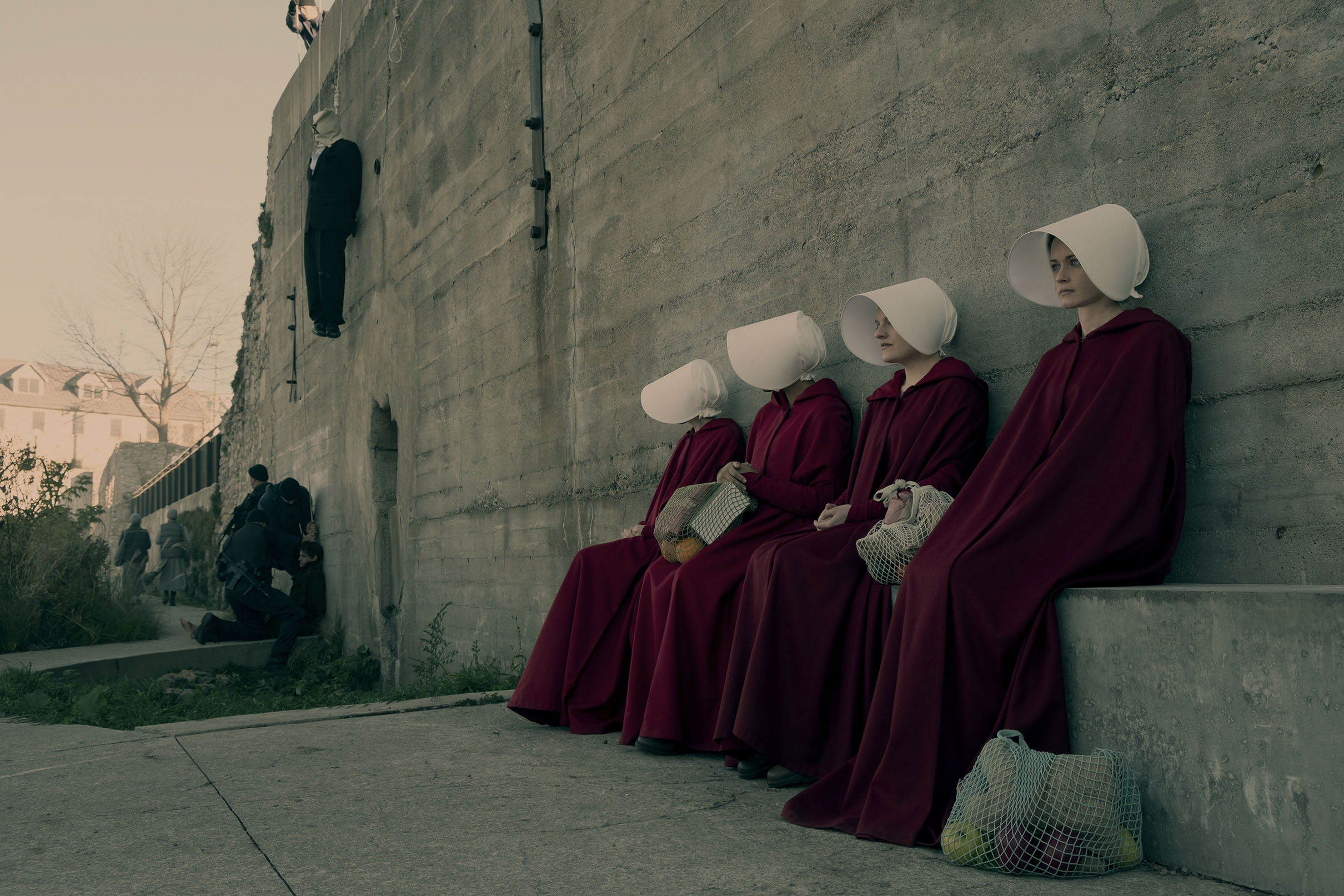 """The real horror of """"The Handmaid's Tale"""""""