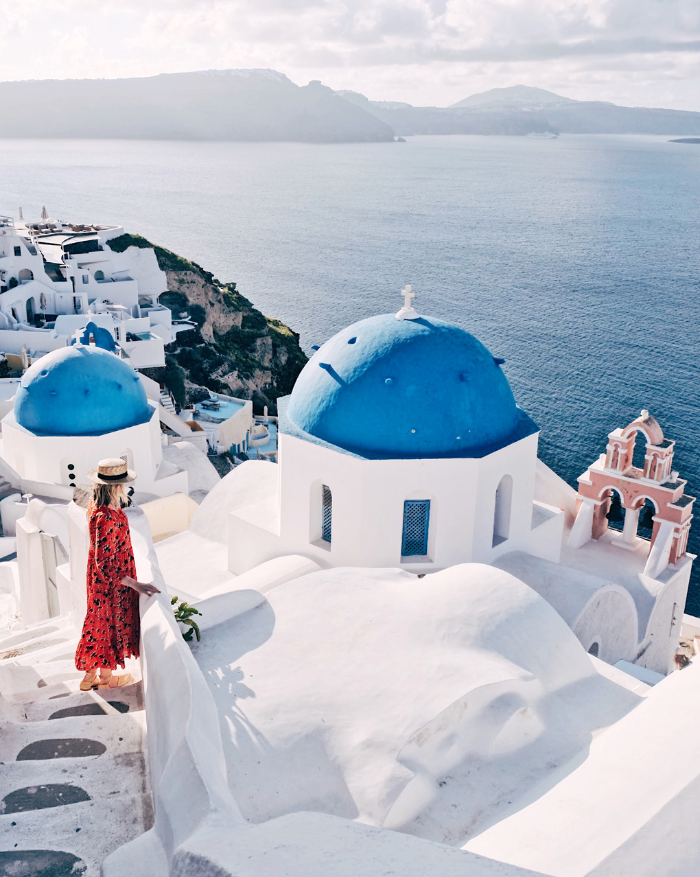 The worrying future of Greece's most Instagrammable island