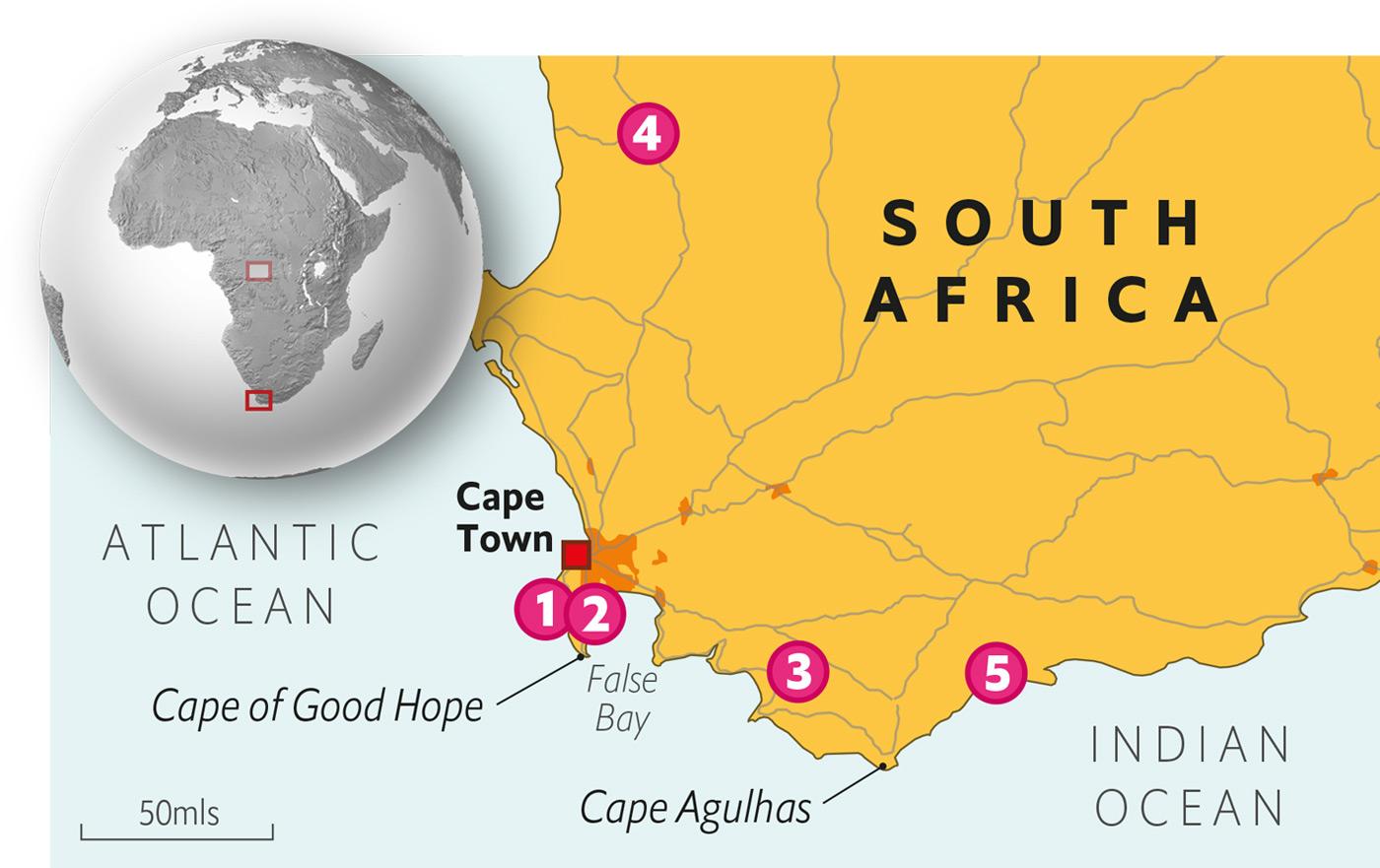 Cape Town | 1843