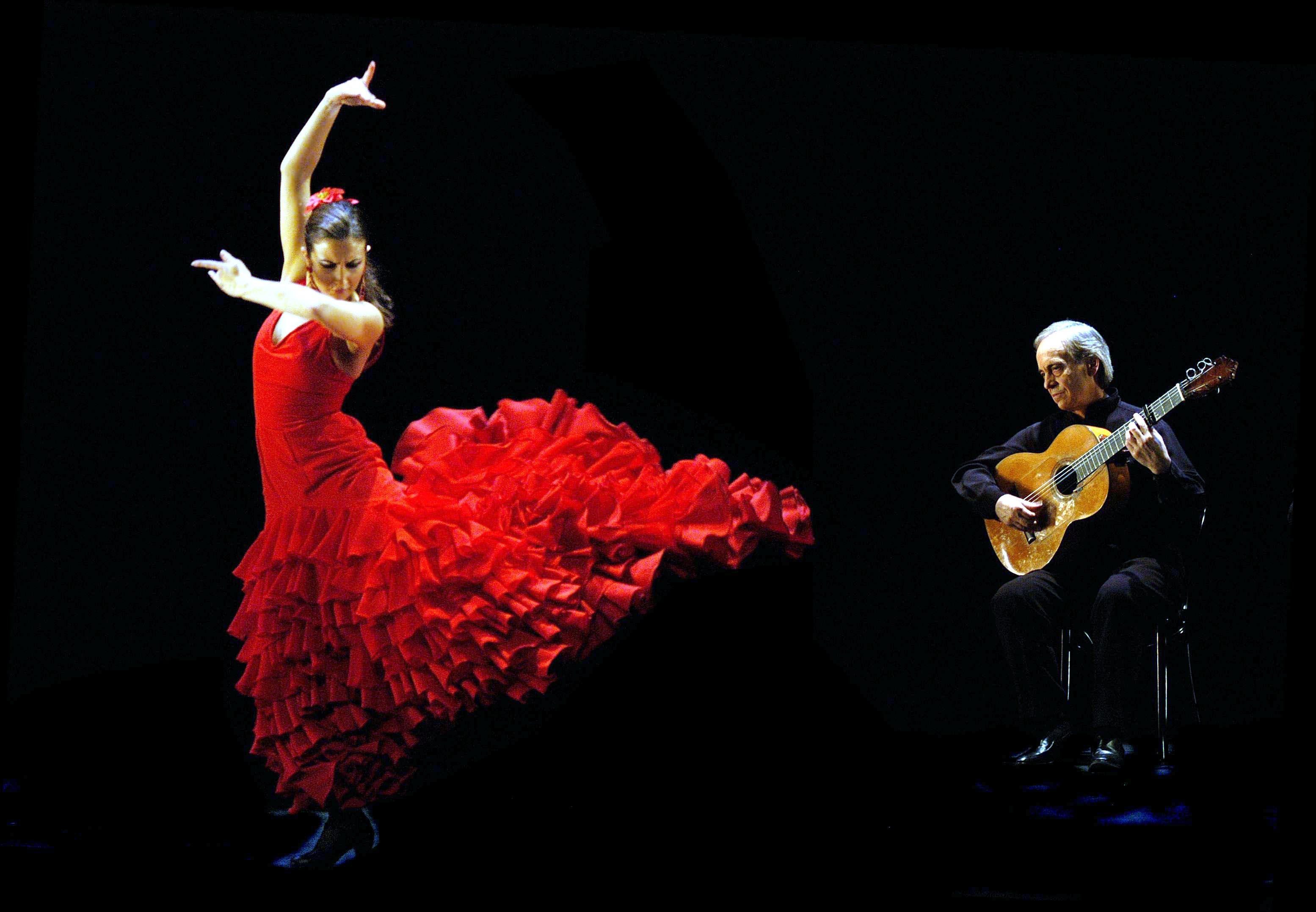 3c21d52fed9 Paco Peña s adventurous flamenco