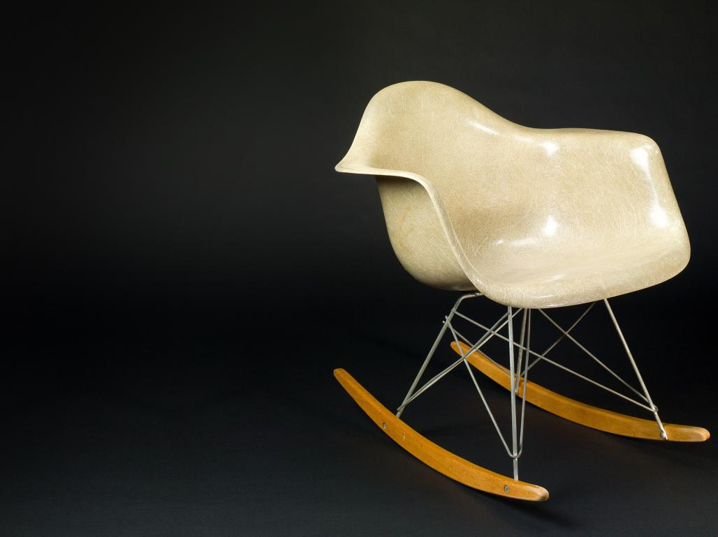 Eames Rocking Chair : Yves béhar on the eames rocking chair 1843