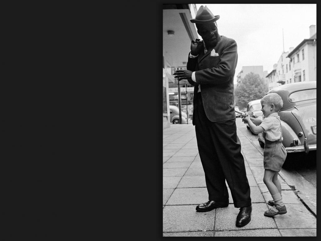 These photos tell the story of south africa