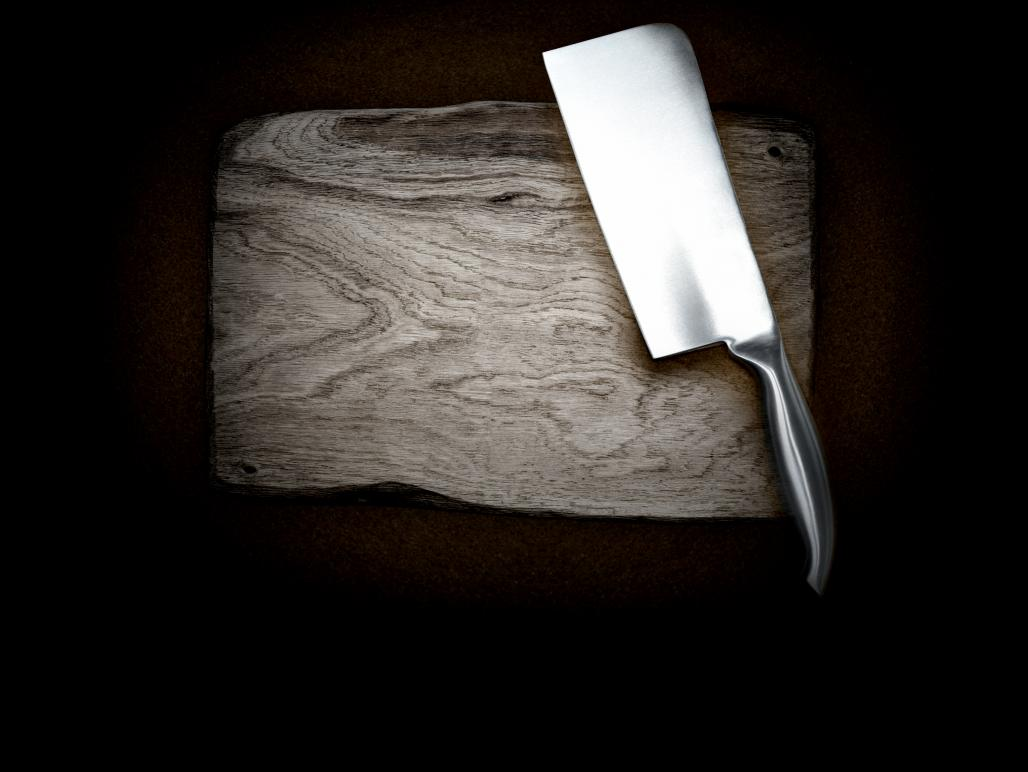 The Chinese Cleaver Is The Only Knife You Need