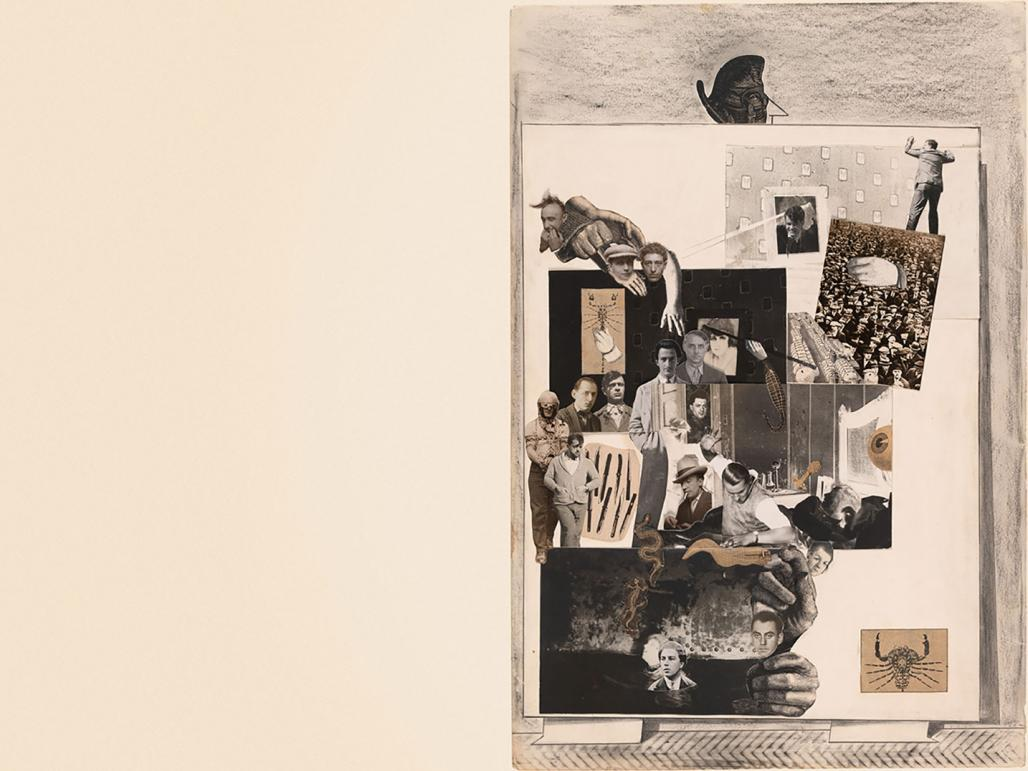 The pioneer of Dadaism who made collage cool  fa426e1473