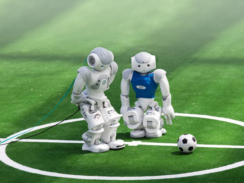 What is RoboCup?