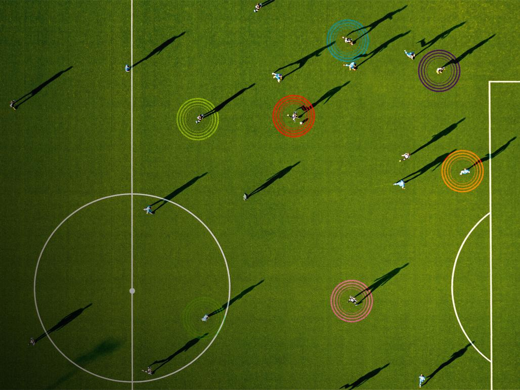 How GPS tracking is changing football | 1843