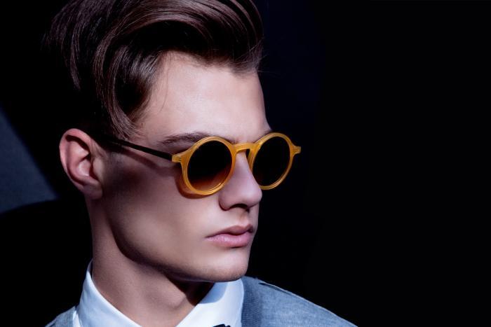 Circle Sunglasses Mens  round sunglasses for men 1843
