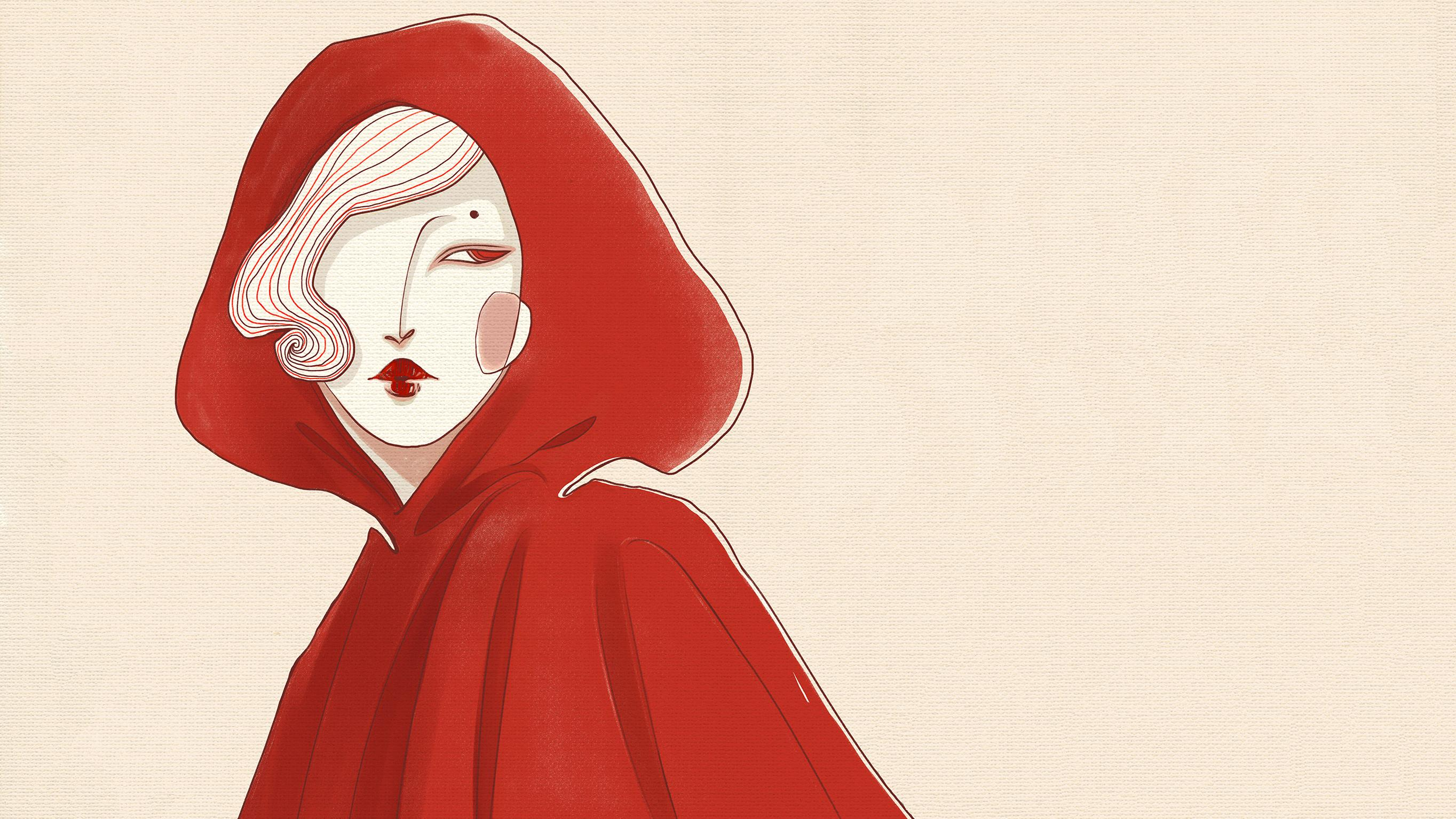 Sex, anger, lust, danger: the semiotics of scarlet