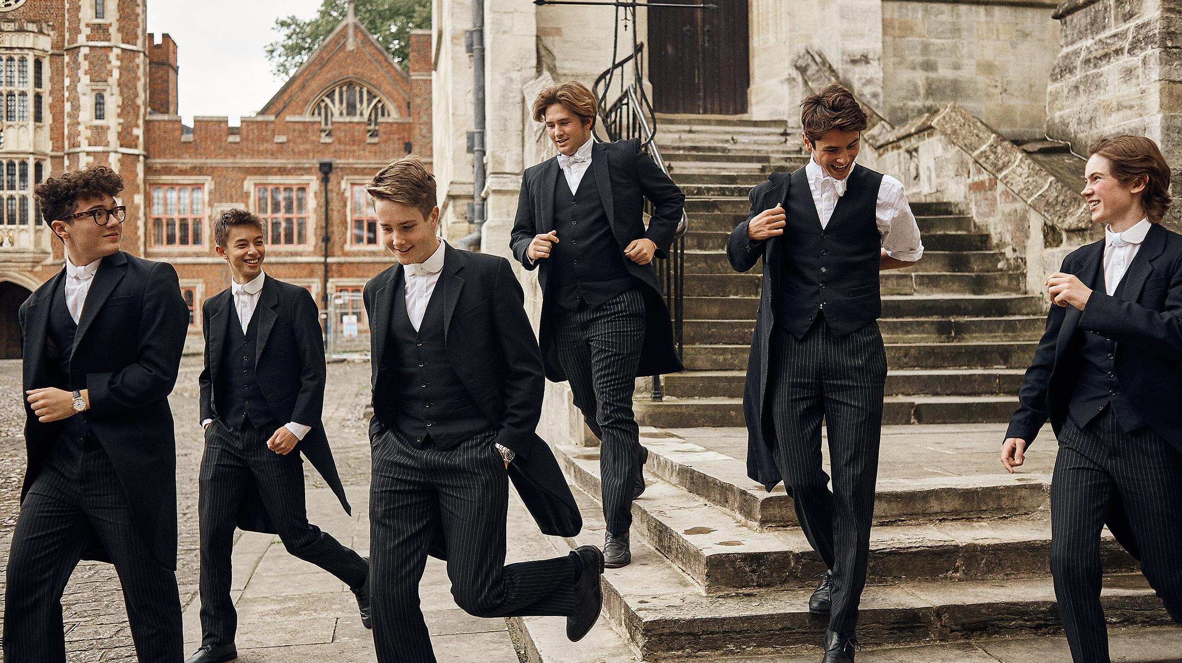 Eton and the making of a modern elite