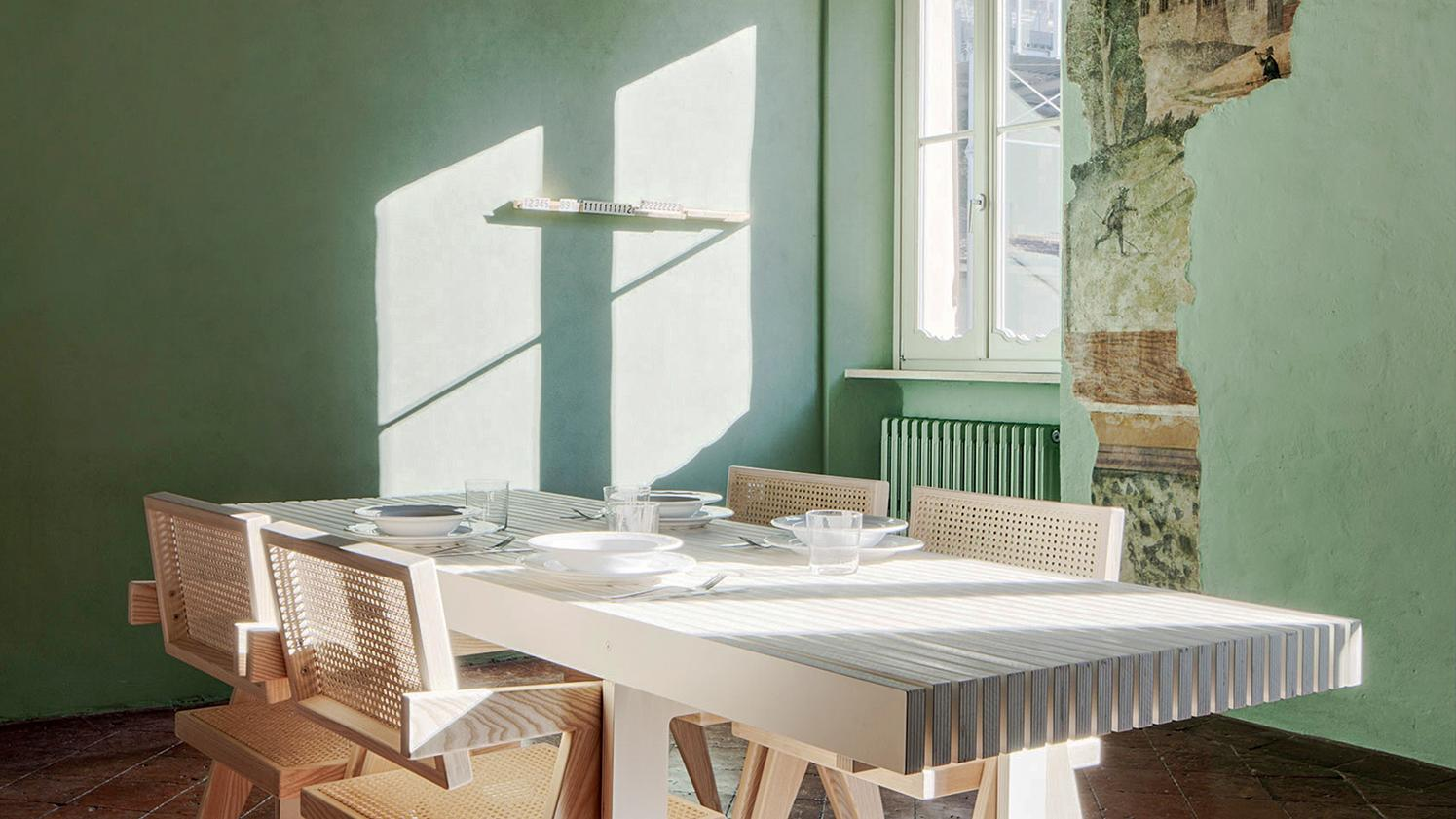 An Italian palazzo gets a makeover