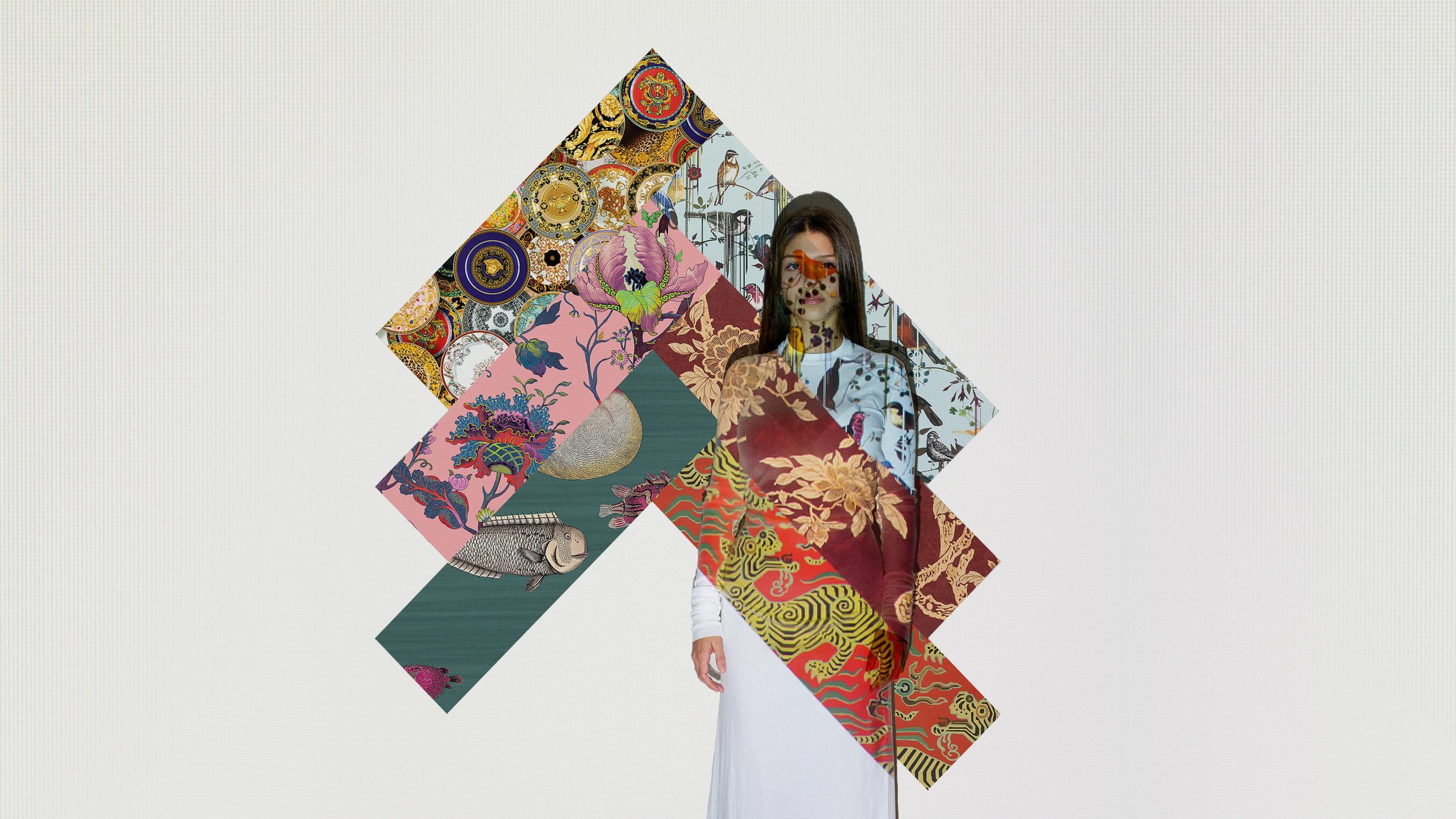 Six daring wallpapers