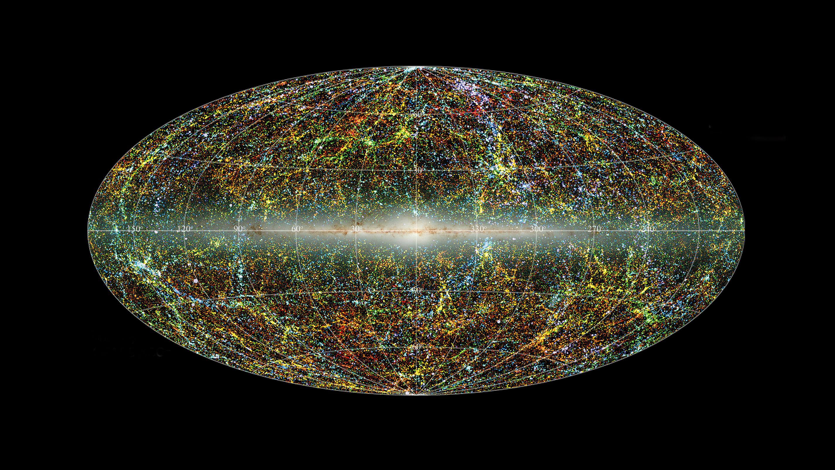 nasa scale of the universe - HD 1600×899
