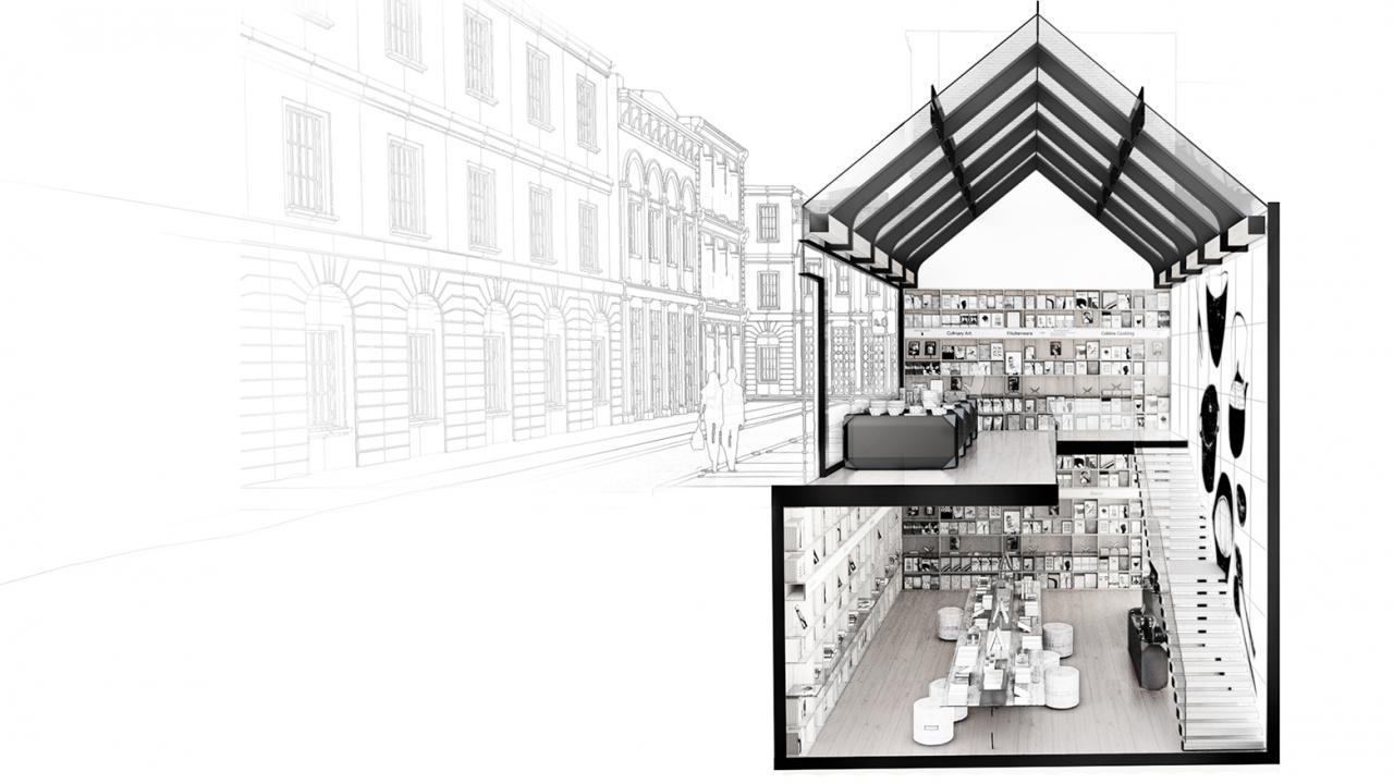 Lets reinvent the bookshop 1843