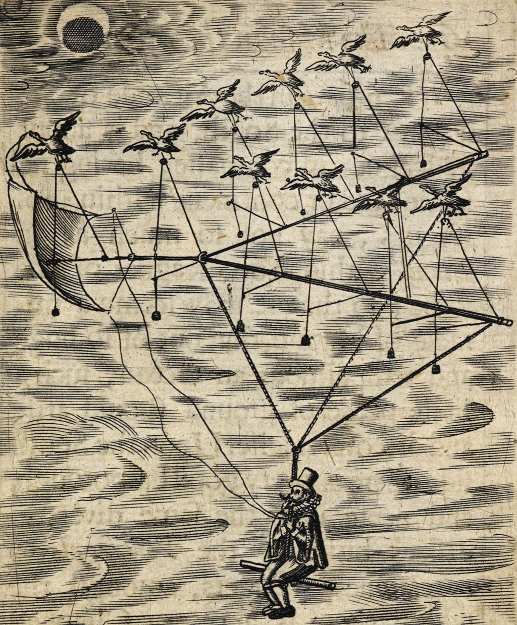Look Closer Winging It Images From The Early Days Of Air Travel 1843 Magazine The Economist